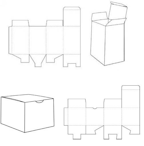 กล่องกระดาษแข็ง