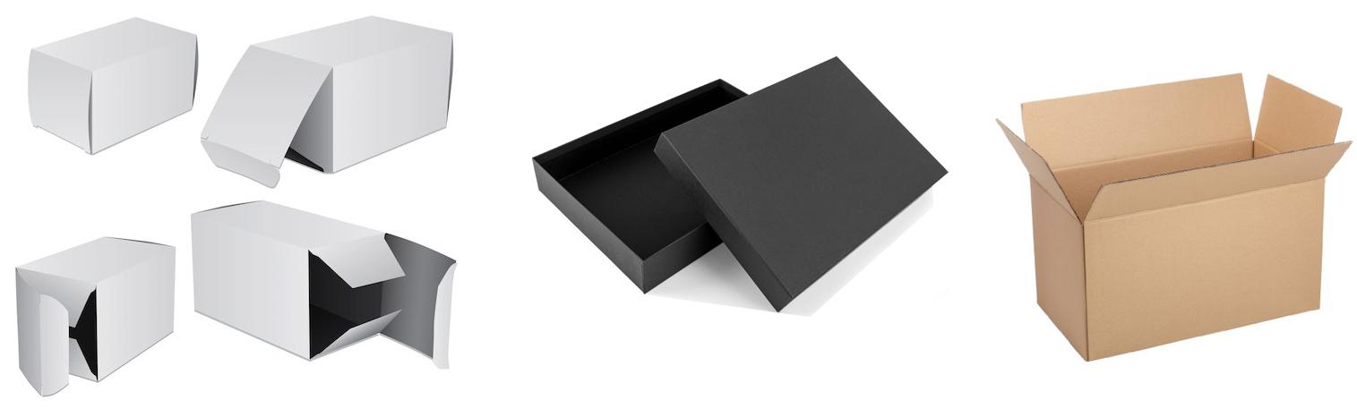 กระดาษกล่องในโลกของกล่องบรรจุภัณฑ์